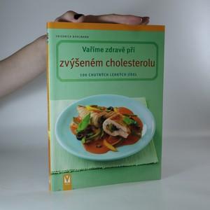 náhled knihy - Vaříme zdravě při zvýšeném cholesterolu