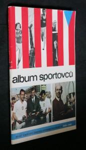 náhled knihy - Album úspěšných sportovců za 20 let sjednocené tělovýchovy : 1948-1968