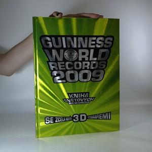 náhled knihy - Guinnes World Records 2009 (včetně 3D brýlí)