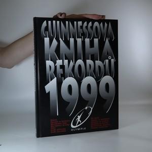 náhled knihy - Guinnessova kniha rekordů 1999