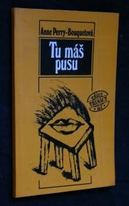 náhled knihy - Tu máš pusu