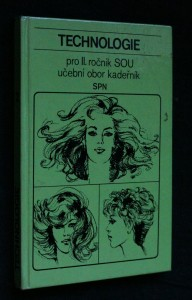 náhled knihy - Technologie pro II. ročník SOU, učební obor kadeřník