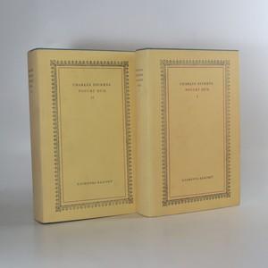 náhled knihy - Ponurý dům I. a II. díl (2 svazky, viz foto)