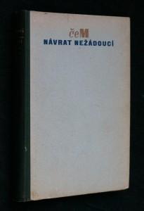 náhled knihy - Návrat nežádoucí