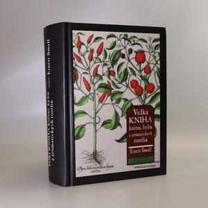 náhled knihy - Velká kniha koření, bylin a aromatických rostlin