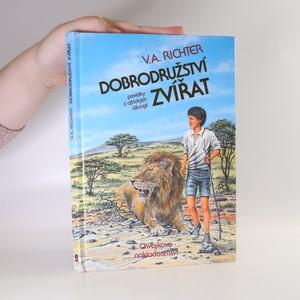 náhled knihy - Dobrodružství zvířat. Povídky z afrických džunglí