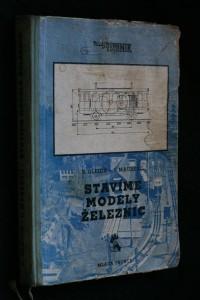 náhled knihy - Stavíme modely železnic