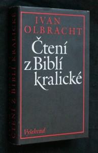 Čtení z Biblí kralické