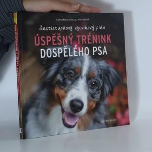 náhled knihy - Úspěšný trénink dospělého psa