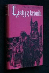 náhled knihy - Listy z kronik : Patero povídek ze severních Čech