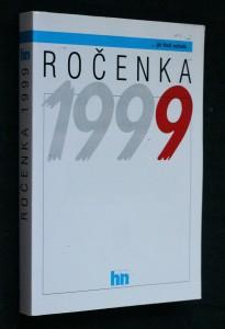 náhled knihy - Ročenka 1999, příloha hospodářských novin, 3. ročník