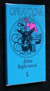 náhled knihy - Opravdová modř