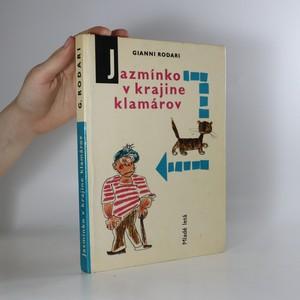 náhled knihy - Jazmínko v krajine klamárov (slovensky)