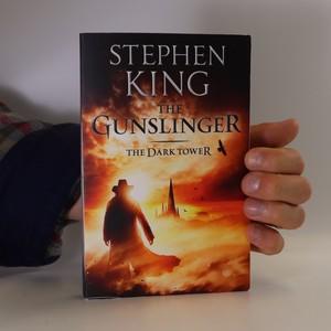 náhled knihy - The dark tower. The Gunslinger (1. díl)