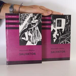 náhled knihy - Salvator (1.-2. díl)
