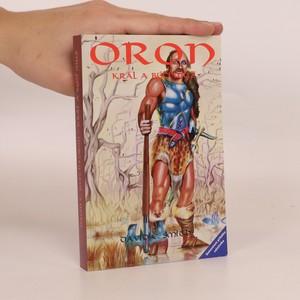 náhled knihy - Oron, král a býčí muž