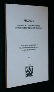 náhled knihy - Knižnice odborných vědeckých spisů vysokého učení technického v Brně