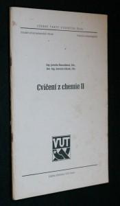 náhled knihy - Cvičení z chemie II : Určeno pro posl. fak. technologické