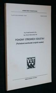 náhled knihy - Pohony strojních soustav : Počítačové navrhování strojních soustav