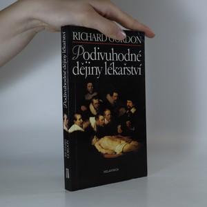 náhled knihy - Podivuhodné dějiny lékařství