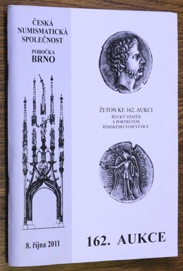 náhled knihy - 162. Aukce 18. 10. 2011 -Brno