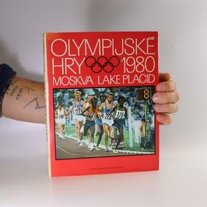 náhled knihy - Olympijské hry 1980 Moskva Lake Placid