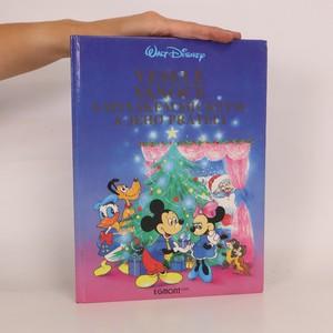 náhled knihy - Veselé vánoce s myšákem Mickeym a jeho přáteli