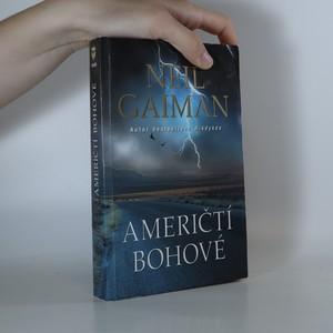 náhled knihy - Američtí bohové