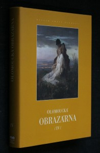 náhled knihy - Olomoucká obrazárna. (IV), Evropské malířství 19. století z olomouckých sbírek
