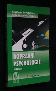 náhled knihy - Dopravní psychologie pro praxi : výběr, výcvik a rehabilitace řidičů