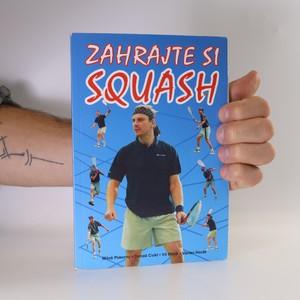 náhled knihy - Zahrajte si squash
