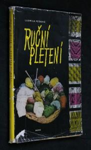 náhled knihy - Ruční pletení : 227 vzorů na ruční pletení, 24 vzorů na ruční pletací stroje