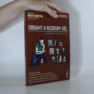 náhled knihy - Obsahy a rozbory děl