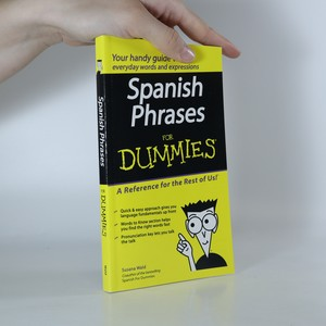 náhled knihy - Spanish Phrases For Dummies