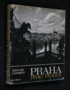 náhled knihy - Praha = Prag = Prague
