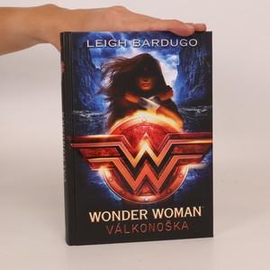náhled knihy - Wonder Woman. Válkonoška