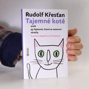 náhled knihy - Tajemné kotě aneb 95 fejetonů, které se autorovi okotily