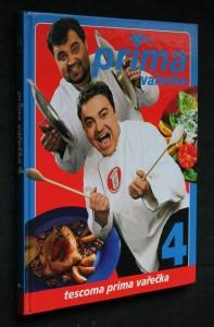 náhled knihy - Prima vařečka 4