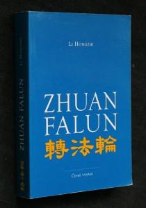 náhled knihy - Zhuan Falun : otáčení Kolem Zákona : české vydání