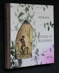 náhled knihy - Antike in Scherben : Indiskretionen aus dem Altertum
