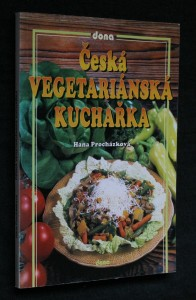 náhled knihy - Česká vegetariánská kuchařka