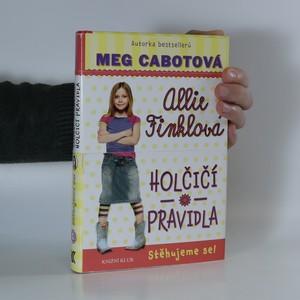 náhled knihy - Allie Finklová - holčičí pravidla. 1, Stěhujeme se!