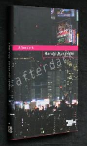 náhled knihy - Afterdark
