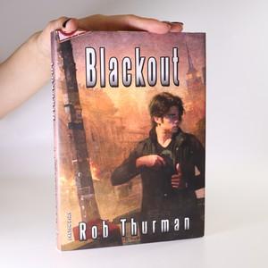 náhled knihy - Blackout. Cal a Niko Leandrosovi. 6. díl