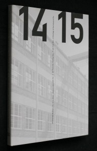 Jiří Voženílek: budovy č. 14 a 15 ve Zlíně - dědictví industriální éry