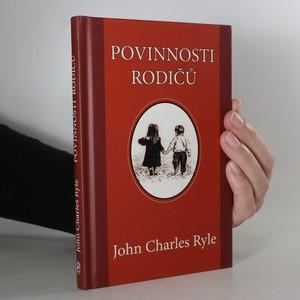 náhled knihy - Povinnosti rodičů