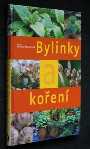 náhled knihy - Bylinky a koření