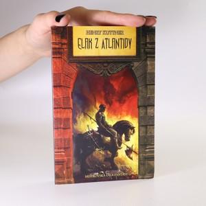 náhled knihy - Elak z Atlantidy