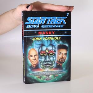 náhled knihy - Masky. Star Trek. Nová generace. 7. díl
