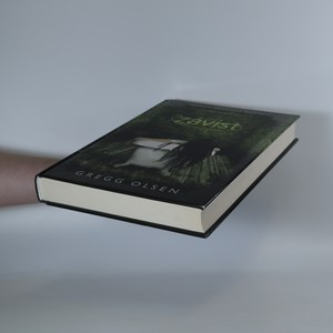 antikvární kniha Závist, 2012